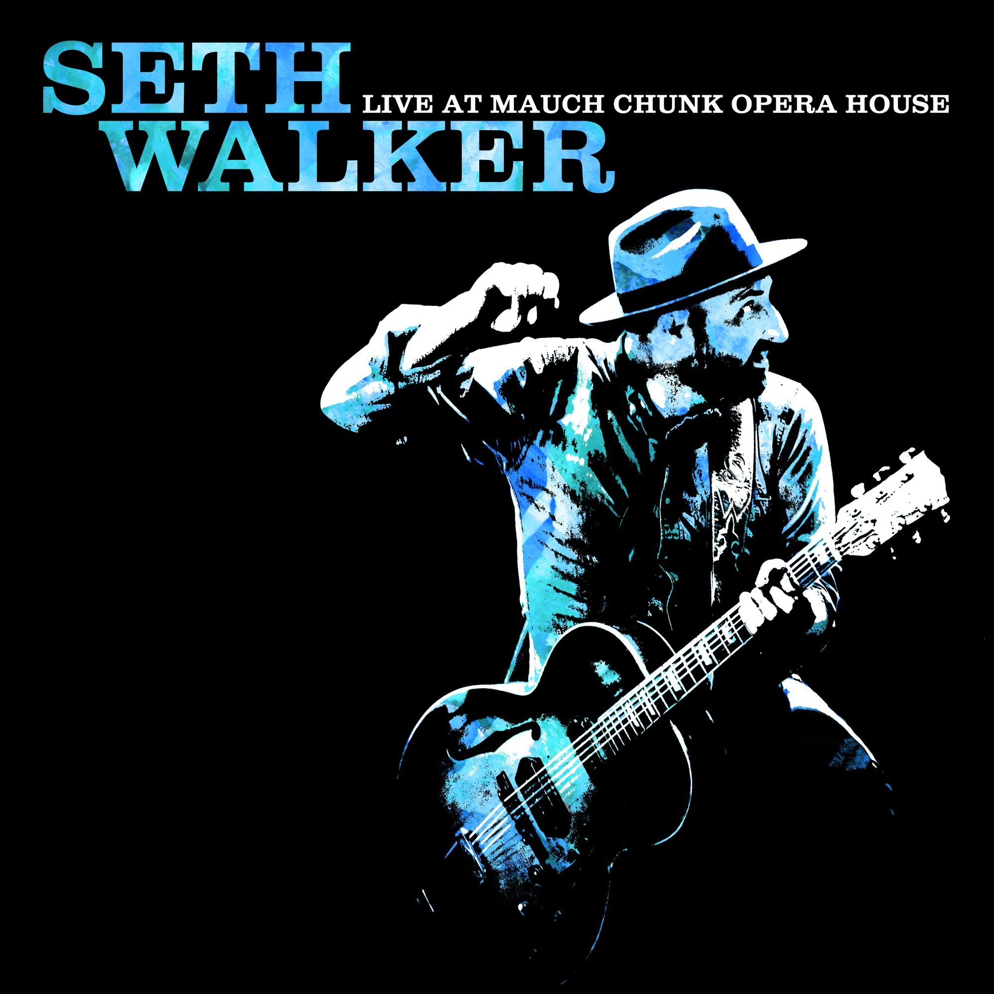 Vinilo : Seth Walker - Live At Mauch Chunk Opera House (LP Vinyl)