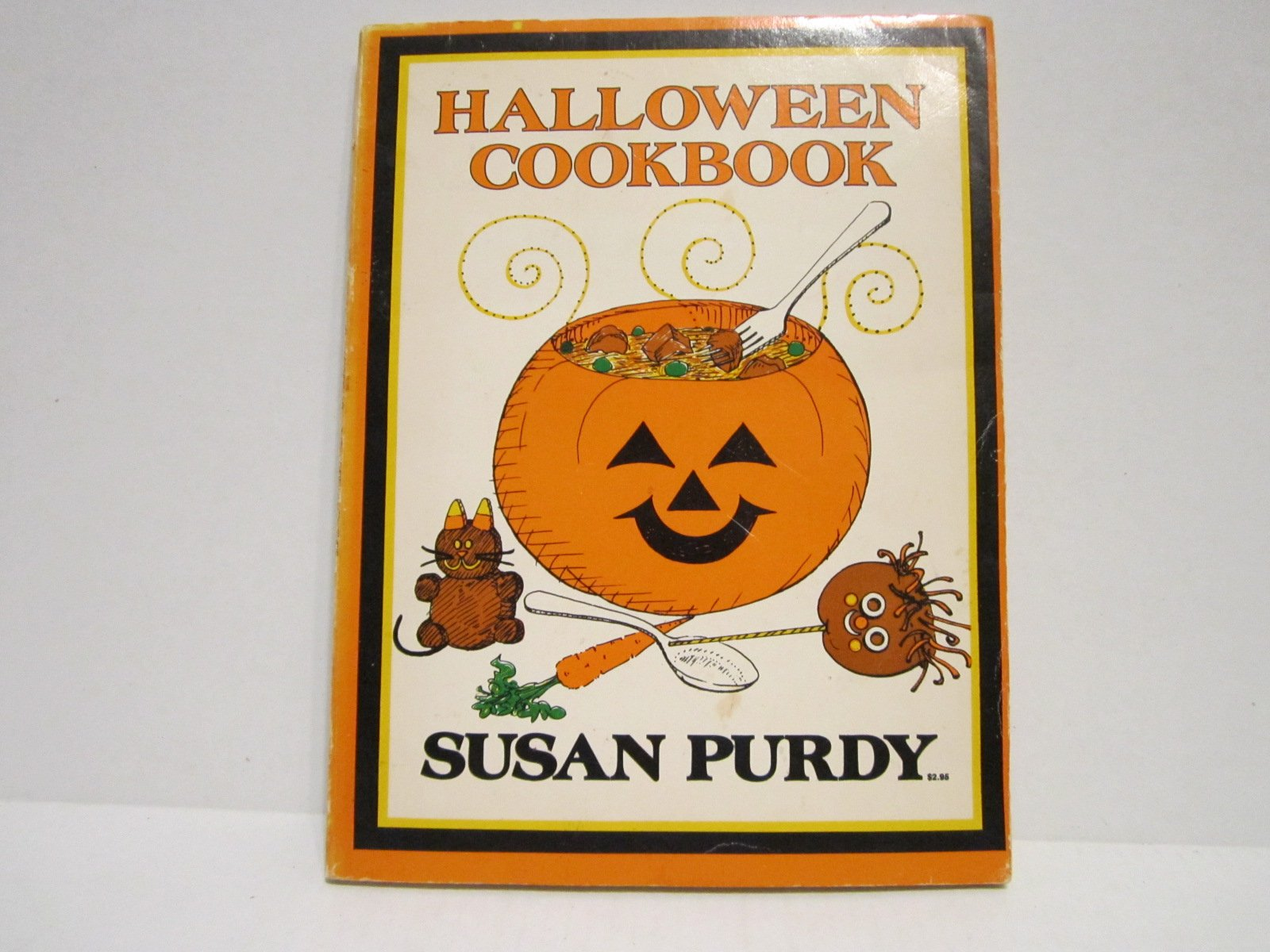 Halloween Cookbook, Susan Purdy