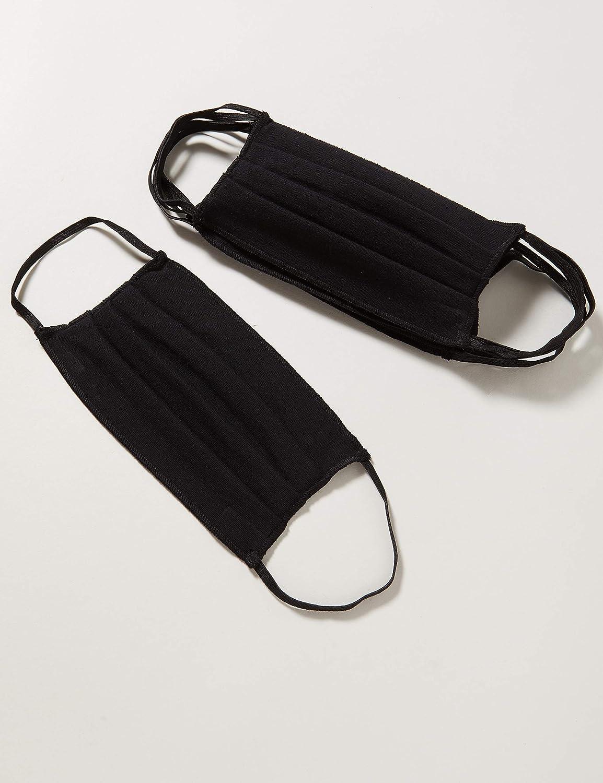Erwachsene Oscars Apparel Plissee Elastische Schlaufe Stoffmaske 10er Pack