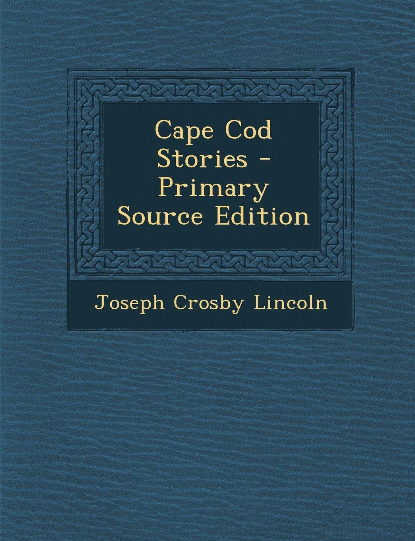 Cape Cod Stories pdf