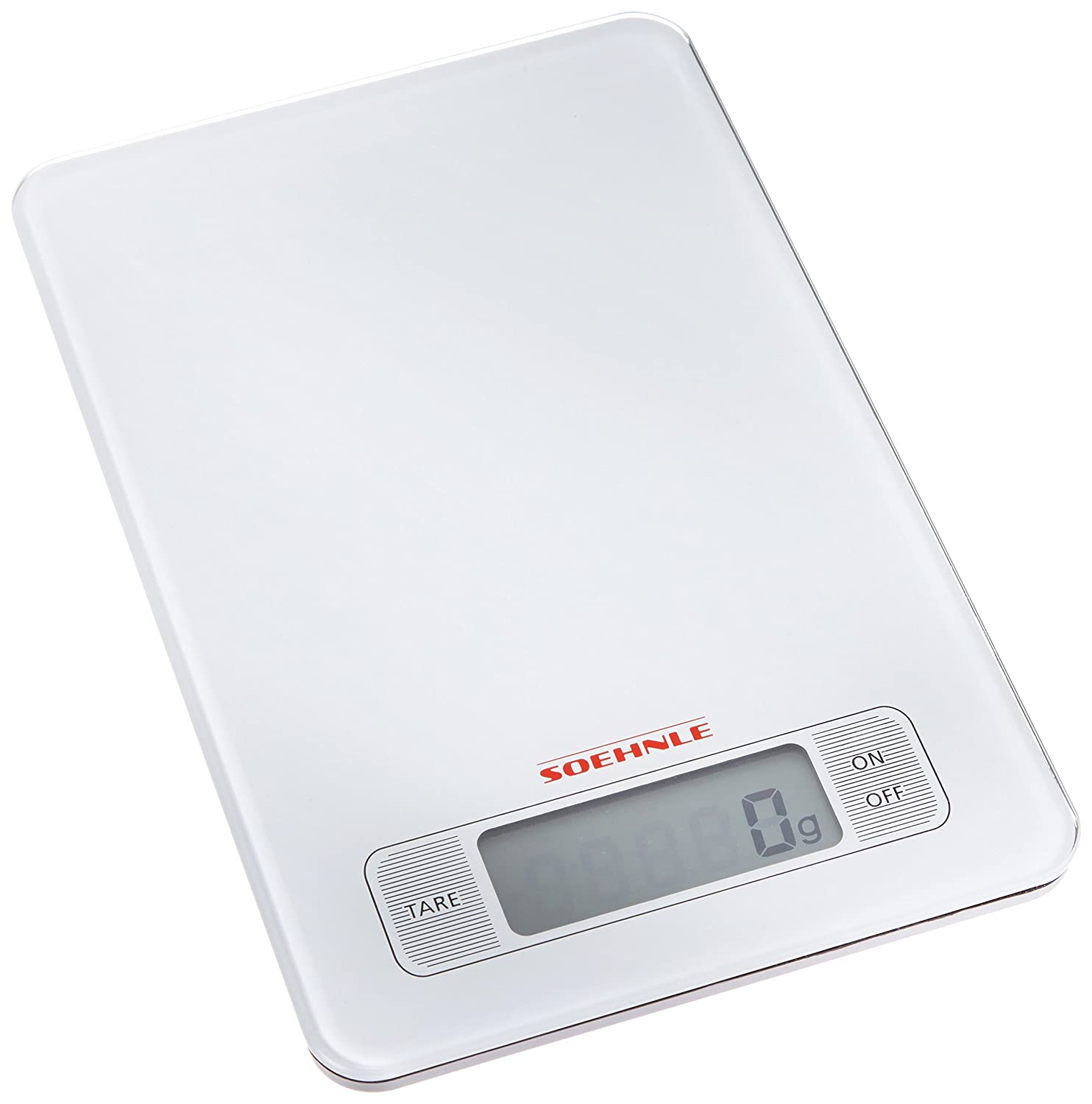 Small Kitchen Weighing Scales Soehnle Attraction Stainless Steel Kitchen Weighing Scale Amazon