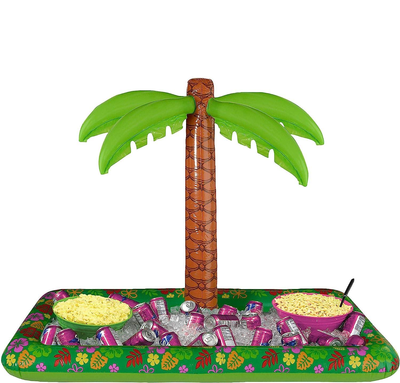 Amazon.com: Palmera inflable Amscan perfecta para una fiesta ...