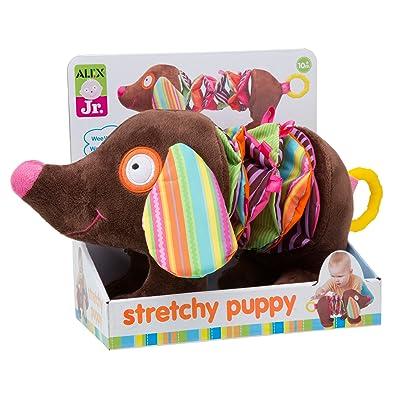 ALEX Toys ALEX Jr. Stretchy Puppy: Toys & Games