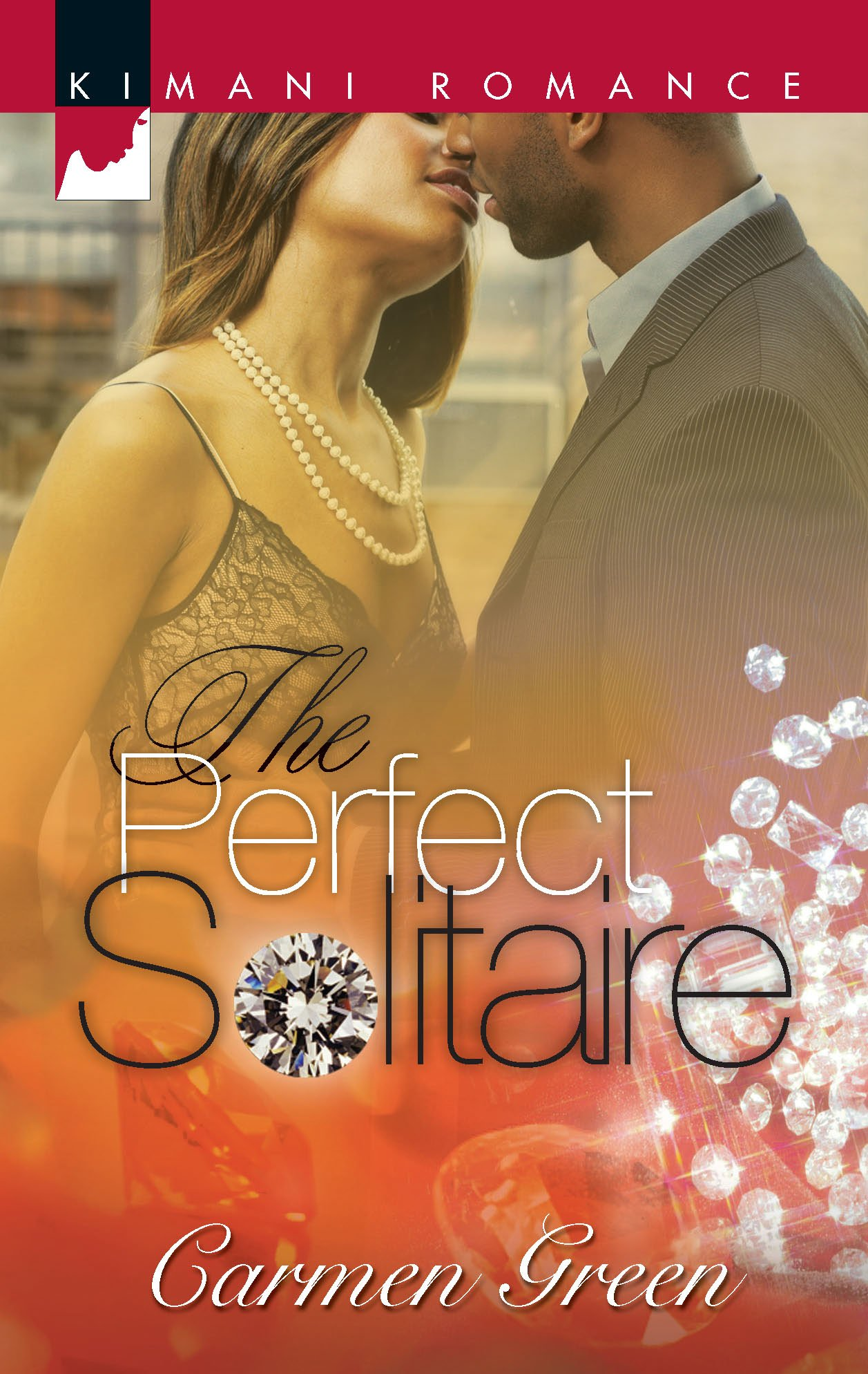 Buy The Perfect Solitaire (Kimani Romance) Book Online at Low Prices in  India | The Perfect Solitaire (Kimani Romance) Reviews & Ratings - Amazon.in