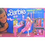 barbie house setting games so much to do post office playset 1995 10421