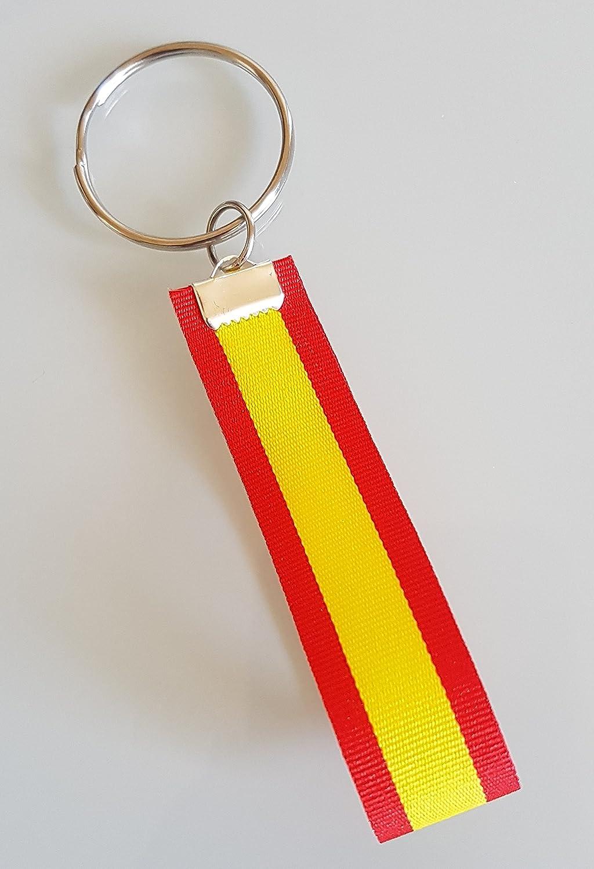 Llavero Bandera de España: Amazon.es: Handmade
