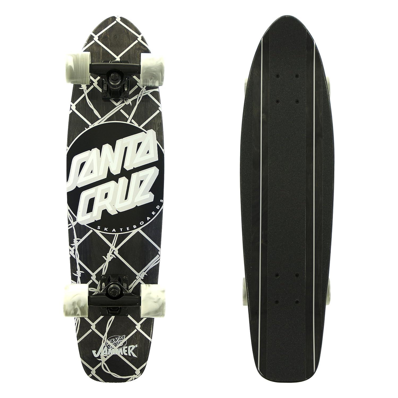 【後払い手数料無料】 Santa Cruz Skateboards Barbed Wire Barbed Jammer Cruzer Skateboard Skateboard Wire by Santa Cruz Skateboards B00KDZ9ZQC, グリーンヒナタActivity:4bdae6a6 --- a0267596.xsph.ru