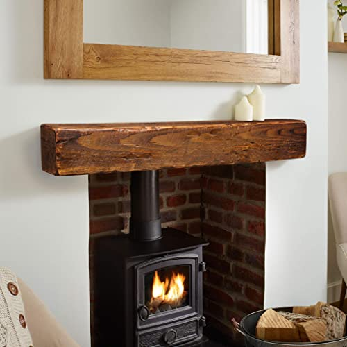 Amazon Com Mantel Fireplace Mantel 6x6 Mantle Rustic Mantle