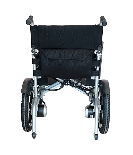 Amazon.com: Silla de ruedas eléctrica médica Alton, plegable ...