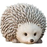 Roman Pudgy Pal Garden Figure, 75262, Hedgehog, 6.25 inches tall