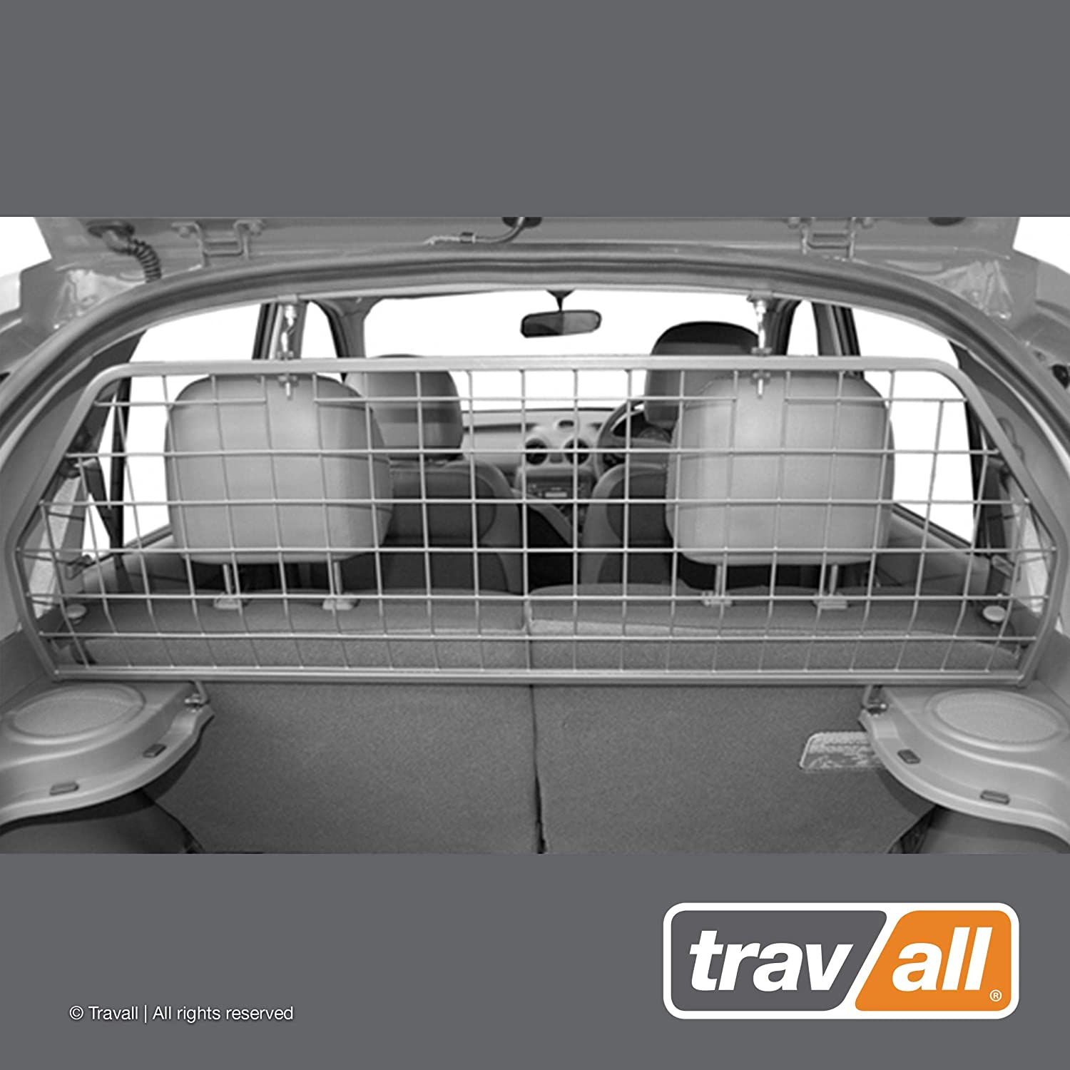 Travall Guard TDG0447 Vehicle-Specific Dog Guard
