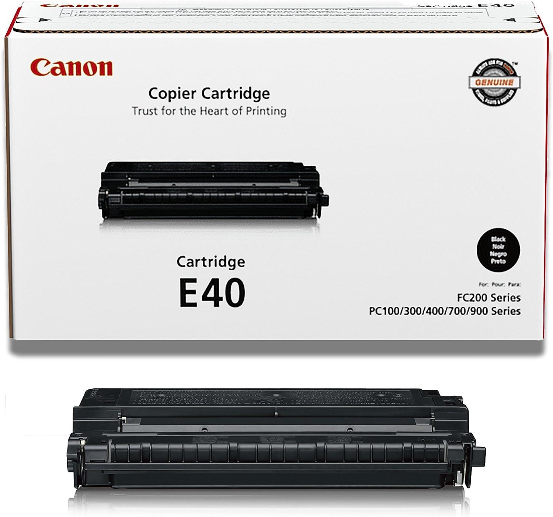B00000JSHN Canon E40 Toner Cartridge - Black 81ShTjehq6L.SL1500_