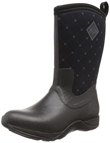 Amazon.com | Muck Boot Women's Arctic Weekend Mid Snow | Snow Boots
