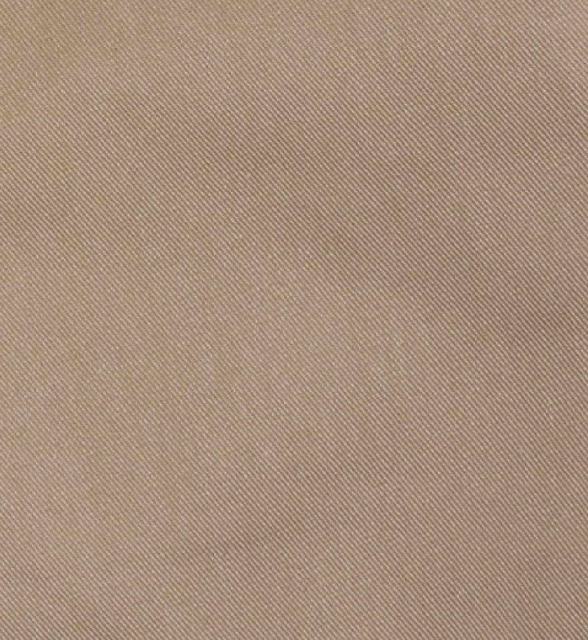Pembrook Men's Full Elastic Waist Twill Casual Pant - L - Tan by Pembrook (Image #2)