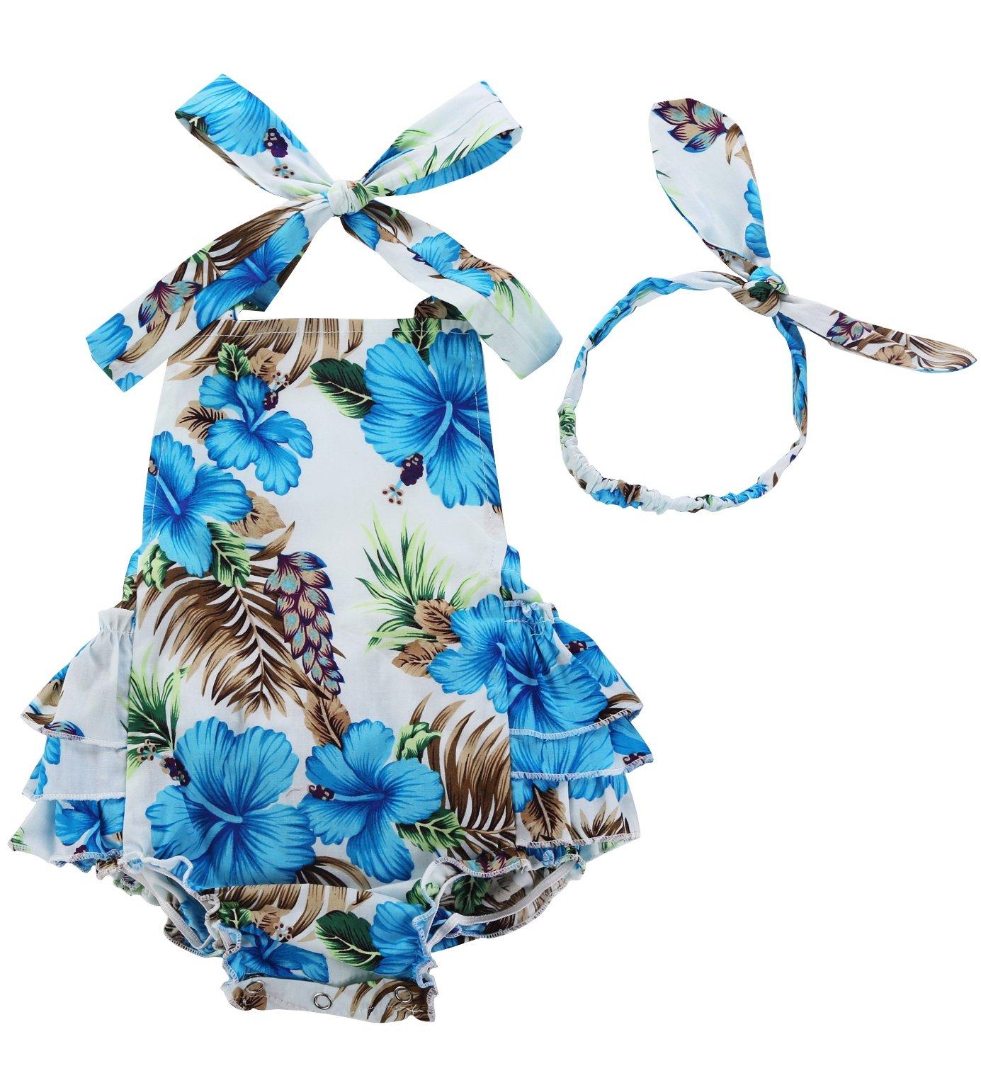 PrinceSasa Summer Baby Girls Party Tutu Dress