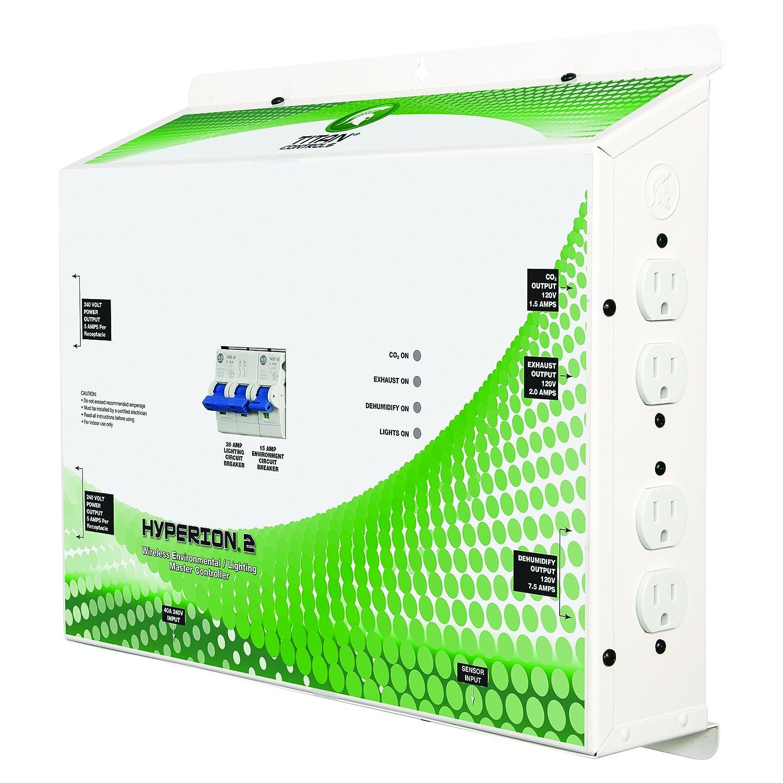 Amazon.com : Titan Controls Hyperion 2 Wireless Environmental and 4 ...