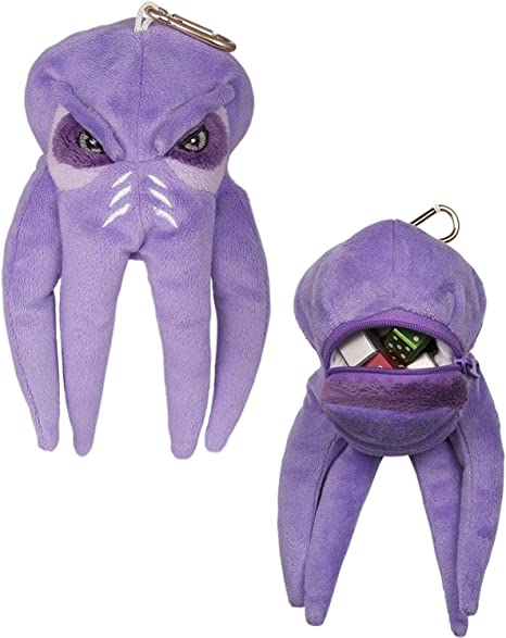 Ultra Pro - Dungeons & Dragons - Gamer Pouch - Mind Flayer