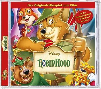 Walt Disney Robin Hood Das Original Horspiel Zum Film Amazon
