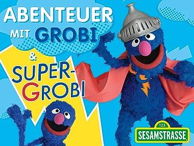 e5de7f5f61 Amazon.de: Sesamstrasse: Abenteuer mit Grobi & Supergrobi - Staffel ...