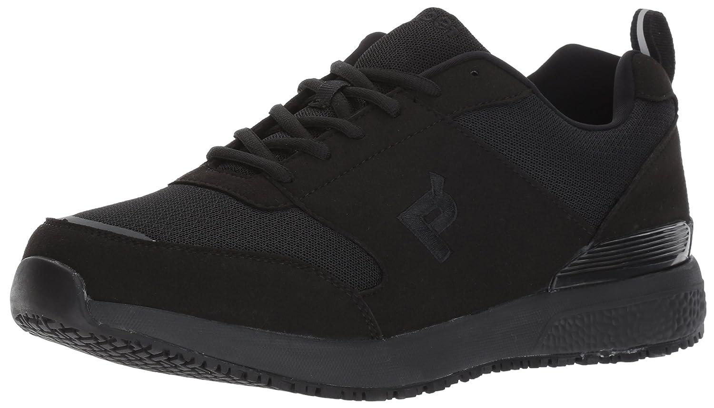 Propét Men's Simpson Work Shoe 12 3E US|Black