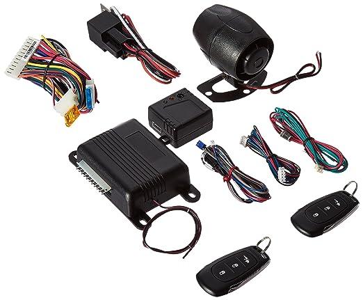 Amazon.com: AUDIOVOX PRESTIGE APS25E Remote Car Alarm Security ...