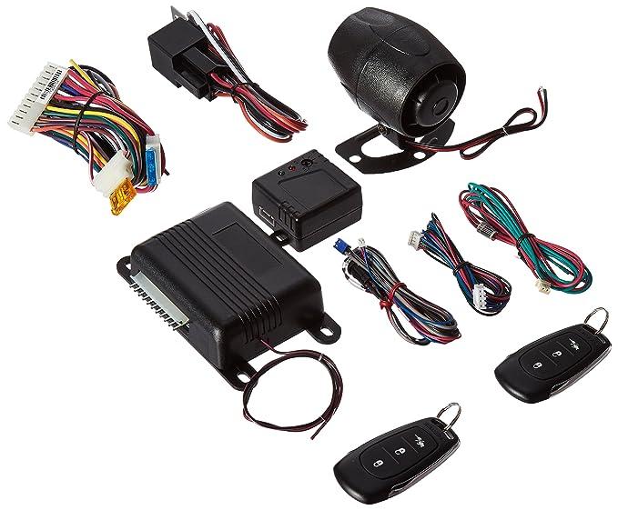 Amazon.com: AUDIOVOX Prestige APS25E Remote Car Alarm ...