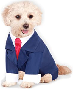 Rubie's Costume Co Business Suit Pet Costume