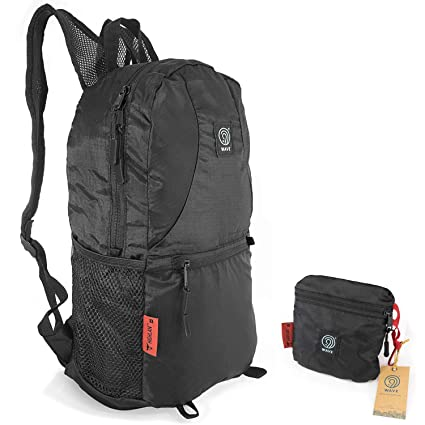 8b1ae1da35 9th WAVE HIGHLAN Lightweight Travel Backpack - Packable Daypack Designed  for Outdoor