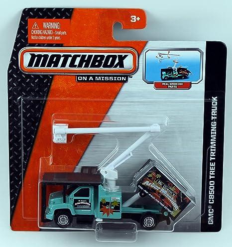 Tree Real Trimming Matchbox Working Rigs C8500 Gmc TruckblueBy N8nwv0mO