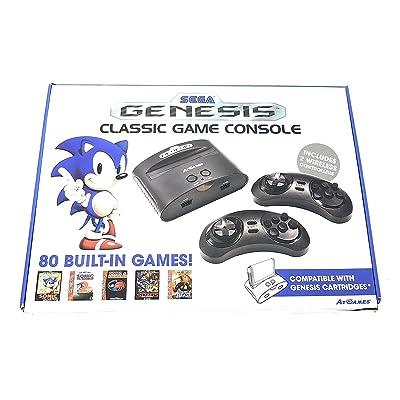Console Retro Gaming Sega Megadrive (Genesis): Videojuegos