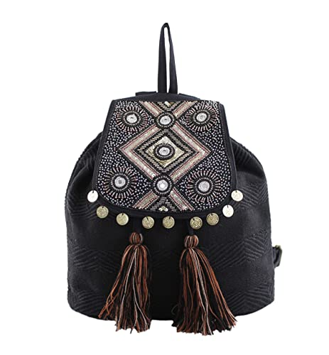 For Time Mochila étnica Shaila Women s Backpack 6d17439d957
