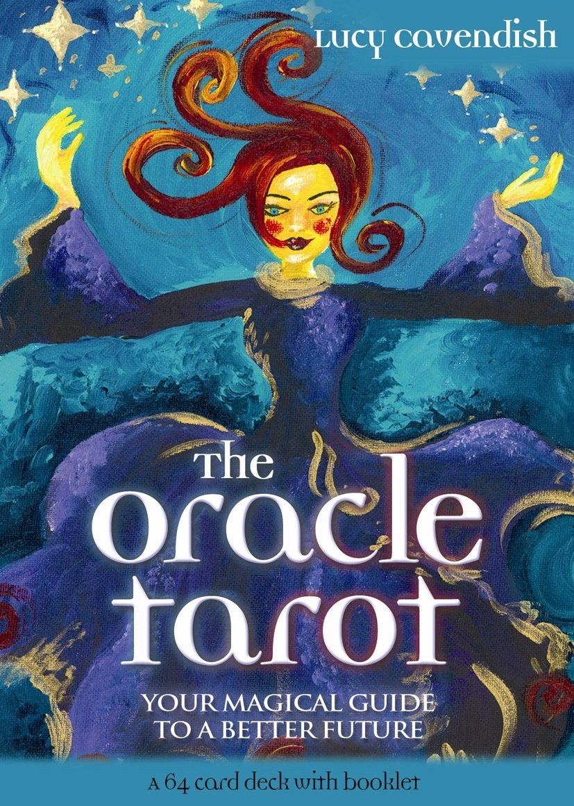 Oracle Tarot Cards (Large Card Decks) pdf epub