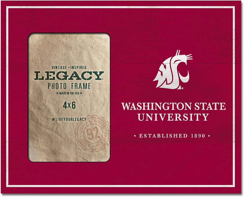 Legacy NCAA Fan Shop 4 x 6 Picture Frame 8x10