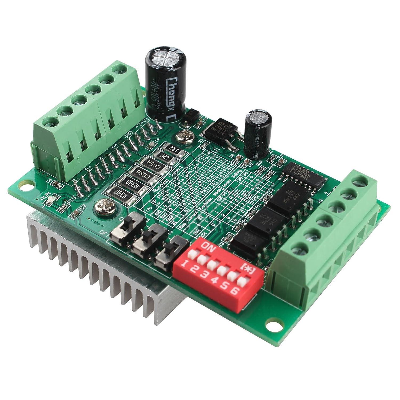 HALJIA Single 1 Axis Controller Stepper Motor Drivers TB6560 3A driver board CNC Router