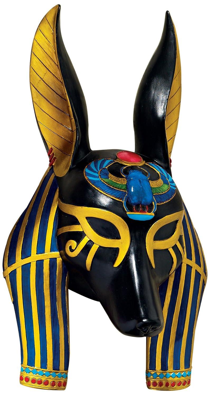 Amazon.com: Design Toscano Mask of Ancient Egyptian God Bastet: Home & Kitchen