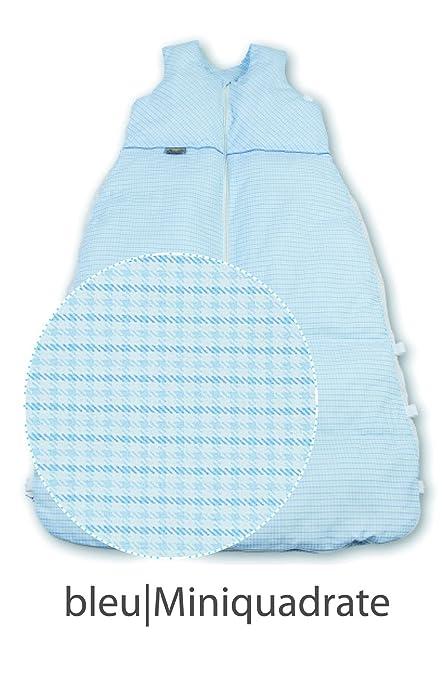 Aro Artländer 875930 - Saco de pluma (vichy) bleu-miniquadrate Talla:130