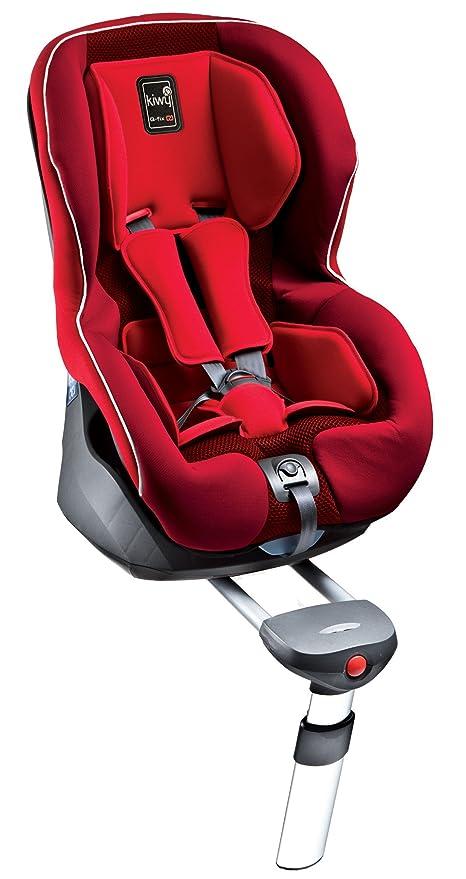 Kiwy, Silla de coche grupo 1 Isofix, cereza: Amazon.es: Bebé