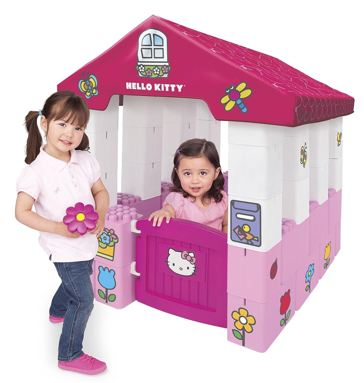 Mega Bloks Mega Play Hello Kitty Spielhaus Kunststoff