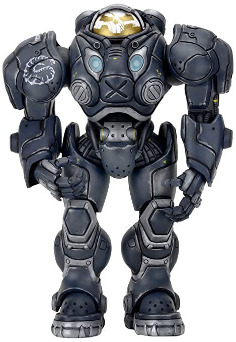 NECA Heroes Of The Storm Series 3 Raynor Action Figure 7quot