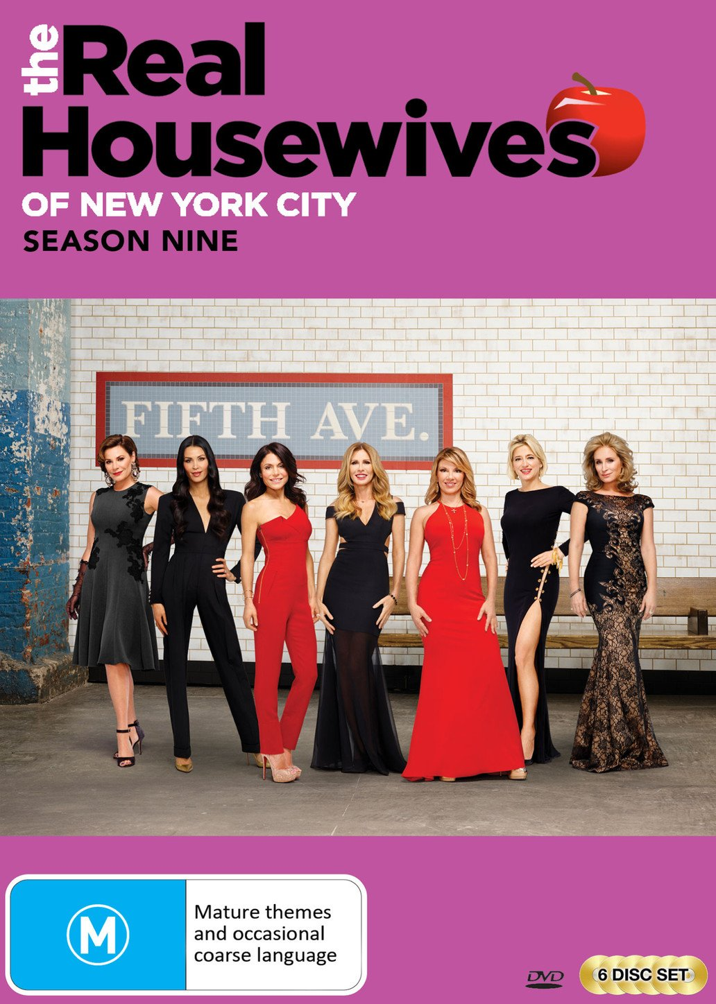 Real Housewives of New York - Season 9