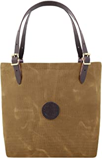 product image for Duluth Pack Market Medium Tote (Waxed Canvas)