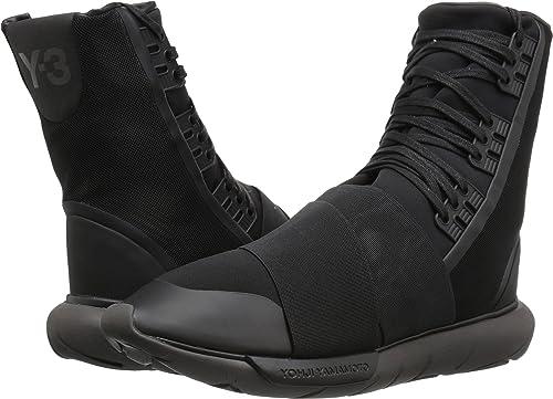70154986d8889 Adidas Y-3 by Yohji Yamamoto Men s Y-3 Qasa Boot Core Black Core Black Utility  Black Boot  Amazon.ca  Shoes   Handbags
