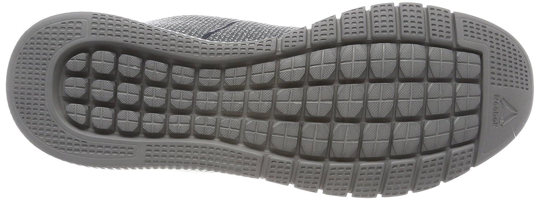 51956ab13c3cfe Reebok Men s Instalite Pro Running Shoes Grigio Grigio Grey (Alloy Stark  Grey 000) 7.5 UK  Buy Online at Low Prices in India - Amazon.in