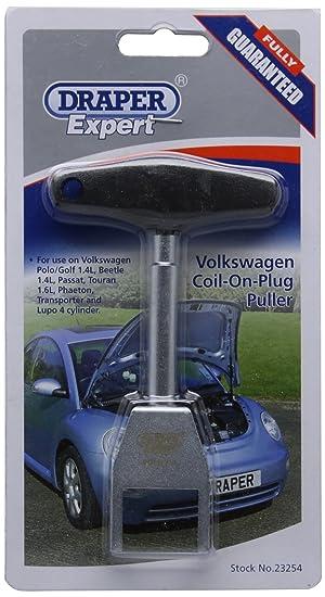 Draper Expert 23254 - Extractor de bobina de encendido para VW: Amazon.es: Coche y moto