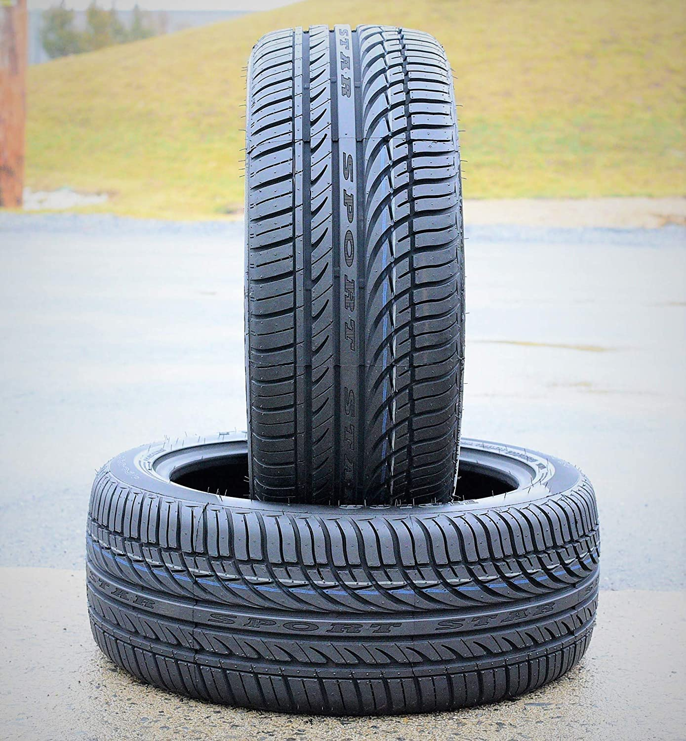 Fullway HP108 High Performance Radial Tires-215//55ZR17 98W XL TWO Set of 2