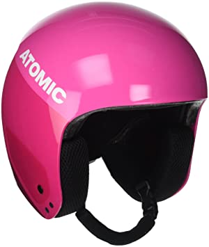Atomic Redster Replica Casco de Esquí, Unisex Adulto, Rosa, 52/53