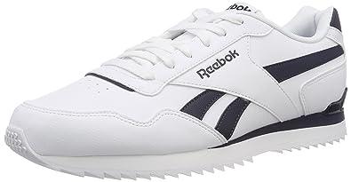 nieźle ekskluzywne buty oferować rabaty Reebok Men's Royal Glide Ripple Clip Trainers