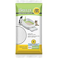 Purina Tidy Cats Cat Pads, BREEZE Refill Pack - 4 Count (Pack of 10)