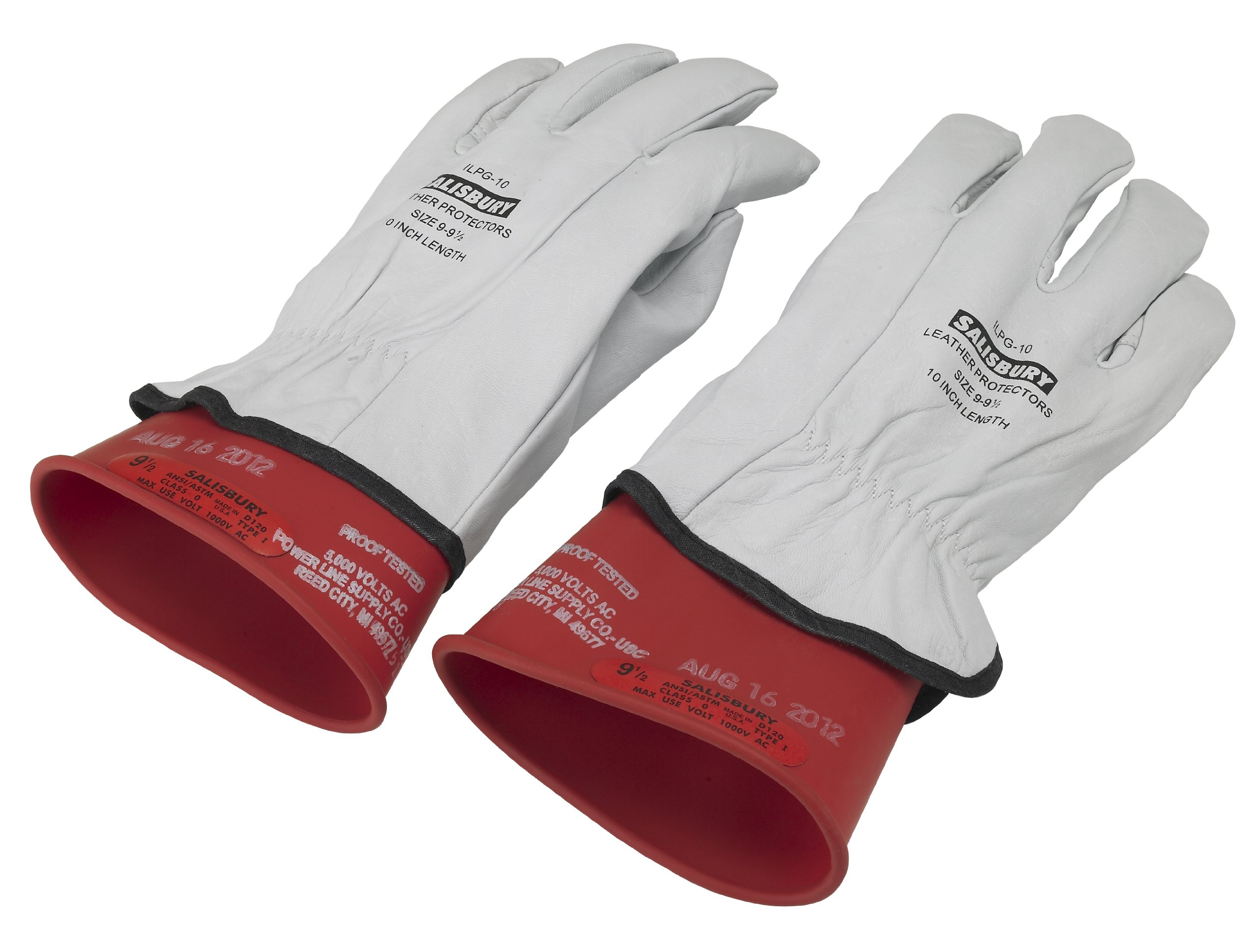 OTC 3991-10 Small Hybrid Electric Safety Gloves