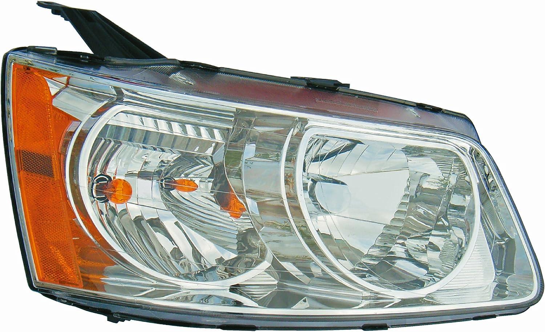 Dorman 1592183 Passenger Side Headlight Assembly For Select Pontiac Models